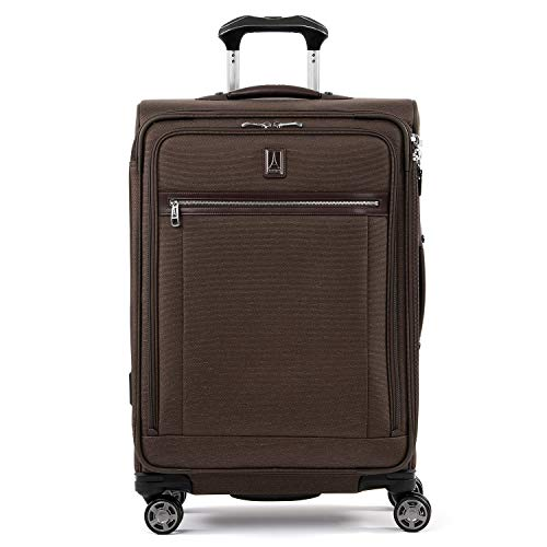 Travelpro Luggage Checked Medium, Rich Espresso