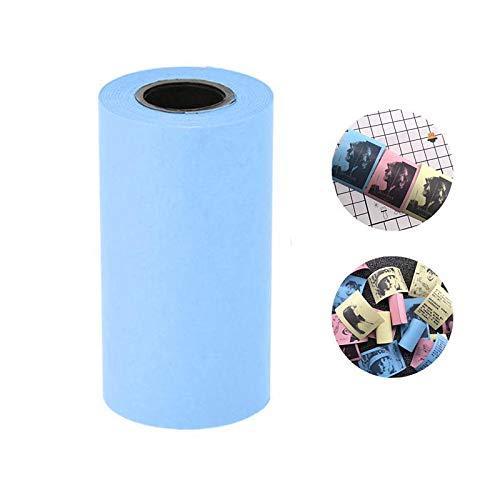 LOYWCU - Papel térmico para Impresora Paperang 1/1S, 3 Rollos de ...