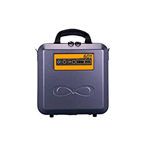 Kalisaya-KP601-KaliPAK-558-Watt-Hour-Portable-Solar-Generator-System-wSolar-Panel-Included