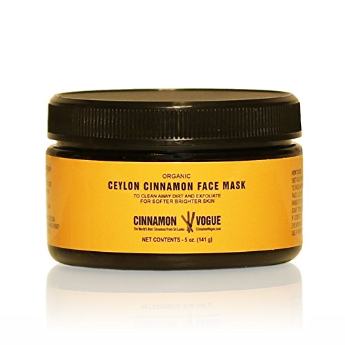 Honey And Cinnamon Face Scrub
