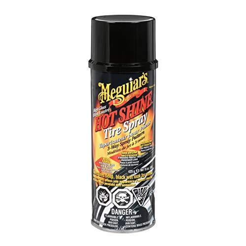 MEGUIAR'S G-13815 Hot Shine High Gloss Tire Coating