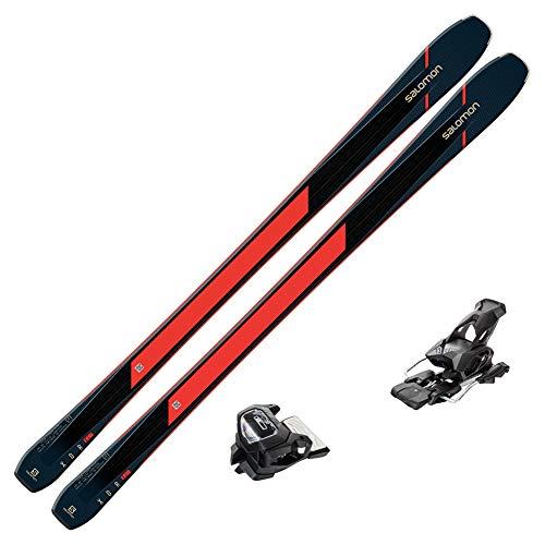 2020 Salomon XDR 84 Ti Skis w/Tyrolia Attack2 13 GW Bindings