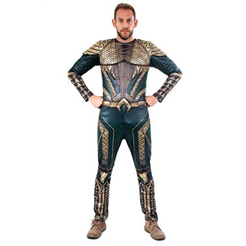 Aquaman Adulto 45109 G Sulamericana Fantasias