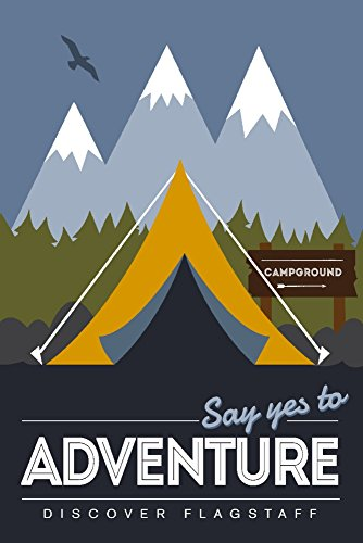 Discover Flagstaff, Arizona - Say Yes to Adventure - Tent