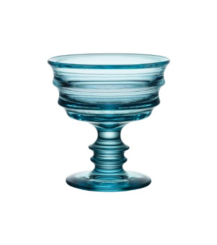 Orrefors Glass Bowls - Kosta Boda By Me Bowl, Turquoise