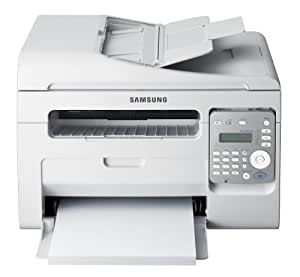 Samsung SCX-3405FW/XAC Wireless Monochrome Printer with Scanner, Copier and Fax