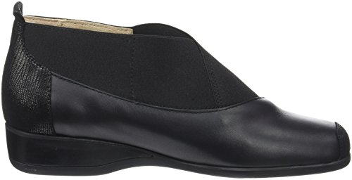 Luxat Women's Ginadys Moccasins Black (Black) IgP8Ngwg22