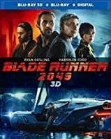 Blade Runner 2049 3D [Blu-ray] from Warner/Allied Vaughn
