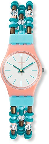 SWATCH watch LADY BEADAROUND S LP142B Ladies