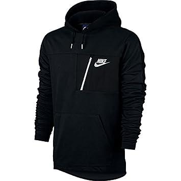 75c43f61ea0ffd Nike M NSW AV15 Hoodie PO FLC Sweatshirt für Herren