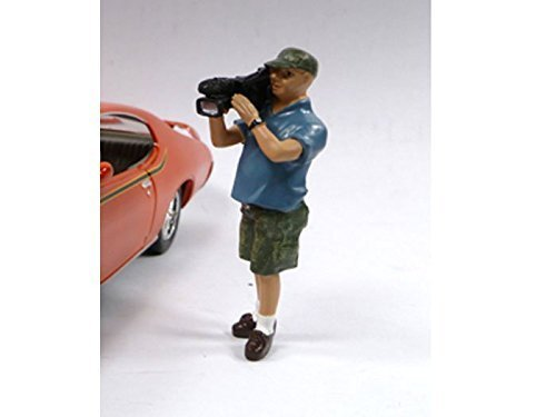 Camera Man - Norman 1/24 by Accessories