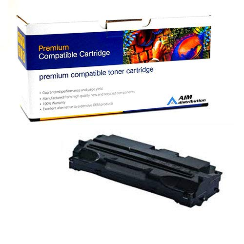 (AIM Compatible Replacement for Olivetti 911843 Toner Cartridge (2000 Page Yield) - Compatible to Lexmark 10S0150 - Generic)
