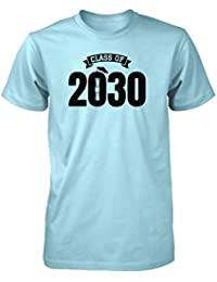 Custom Class Graduation T-Shirt - Personalized Year - Short Sleeve Crew Neck