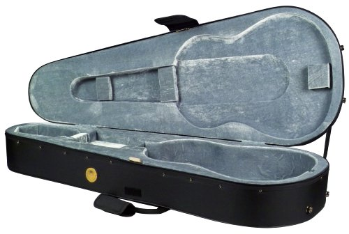 Travelite TL-65 Deluxe 000-Style Acoustic Guitar Case