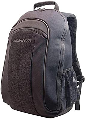 Amazon.com: Mobile Edge ECO friendly Canvas Backpack – 17.3 ...