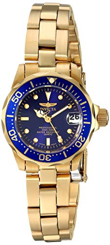 (Invicta Women's 8944 Pro Diver Collection Gold-Tone Watch )