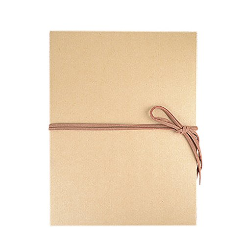 Handmade Scrapbook Albums (Aspire Hand Made Adhesive Kraft Paper Folding Scrapbook Wedding Photo Album, DIY Anniversary Albums - Black)