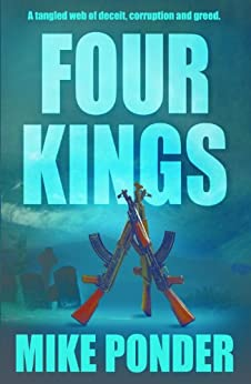 Four Kings by [Ponder, Mike]