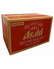 Asahi Super Dry Beer Bottle 334ml 5% (1 carton of 24 bottles)