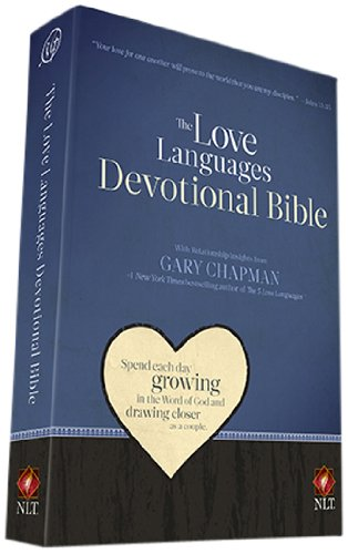 Download The Love Languages Devotional Bible, Soft Touch Edition pdf epub