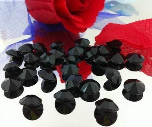 Mikash 1ct 6.5mm Diamond Confetti Wedding Party Table Scatter Shower Decorations Lot | Model WDDNGDCRTN - 28544 | 10000