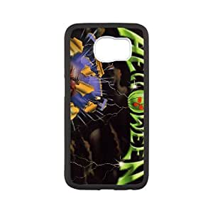 Samsung Galaxy S6 Cell Phone Case Covers White Helloween JD7671850