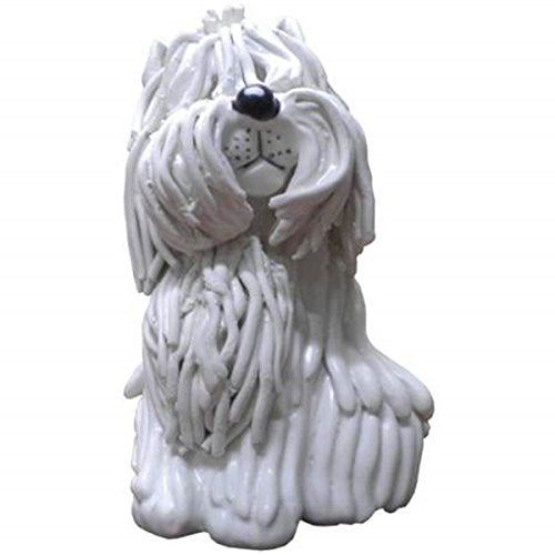 - WL SS-WL-20256, 4.25 Inch Quincy The West Highland Terrier Collectible Figurine 4.25