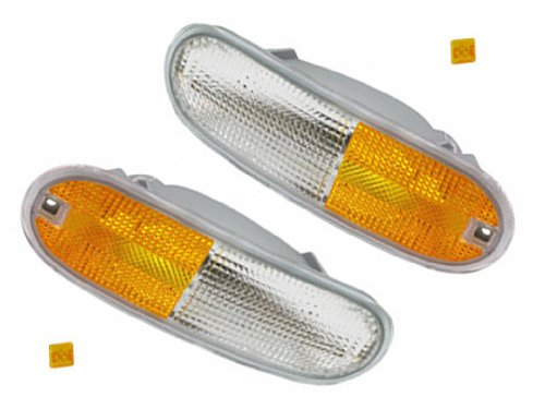 ) Blinker Lamp Front L+R (x2) TYC ()