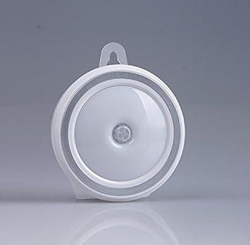 MYLB con pilas con sensor de movimiento LED pegar en cualquier lugar Pasillo luz de la