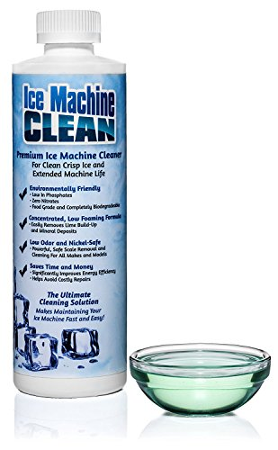 Ice Machine Cleaner/Descaler - Works on all Makes and ...