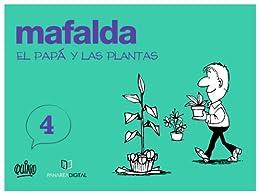 Amazon.com: MAFALDA: EL PAPA Y LAS PLANTAS (Spanish