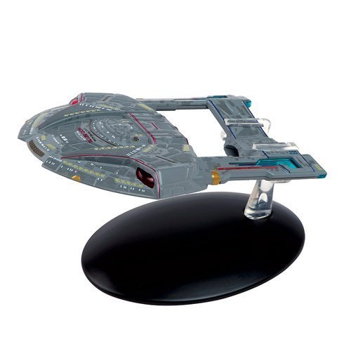 STAR TREK STARSHIPS FIGURINE COLLECTION MAGAZINE #54 STEAMRUNNER CLASS