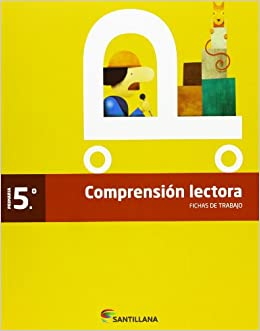 FICHAS COMPRENSION LECTORA 5 PRIMARIA - 9788468012933: Amazon.es: Vv.Aa.: Libros