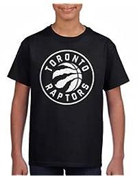 Sporticus Boy's NBA Toronto Raptors Basketball T-shirt