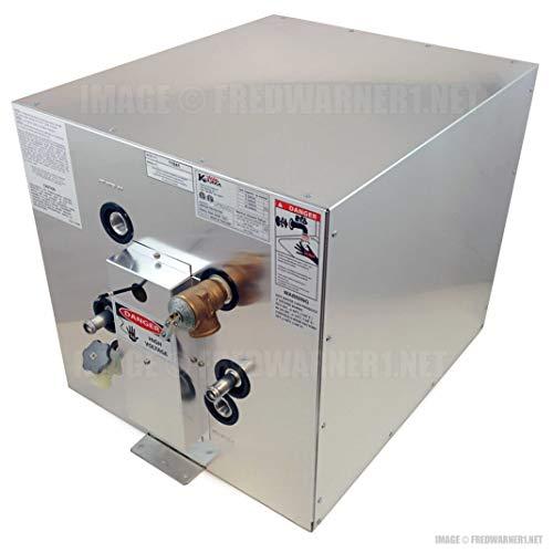 Kuuma Water Heater, 11 Gal, 22.5
