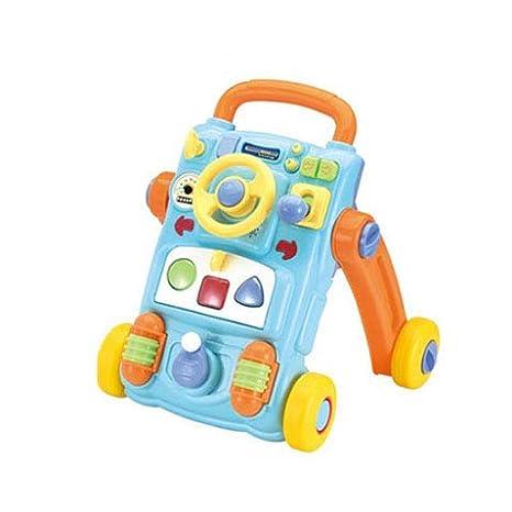 YXXHM- Walker Baby Trolley Multi-Función De Rompecabezas De ...
