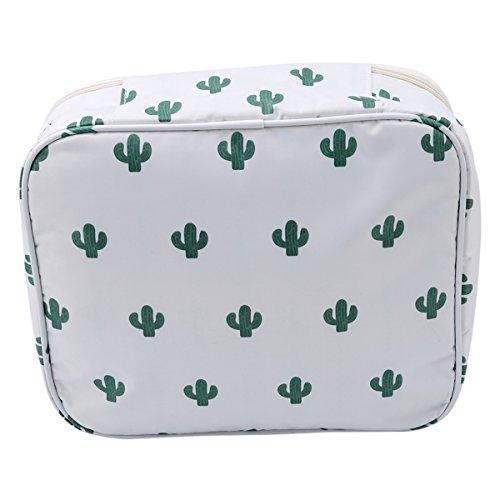 CH Multifunction Portable Travel Toiletry Bag Cosmetic Makeup bag - Herrera Carolina Bags