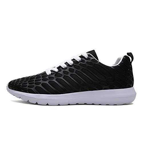 Running 5 Need 447black 1 Fitness 1 Unisex Trainers Adults' Shoes Size Gym up Sneakers Men Lightweight Walking fereshte Sports 0SqUZn7