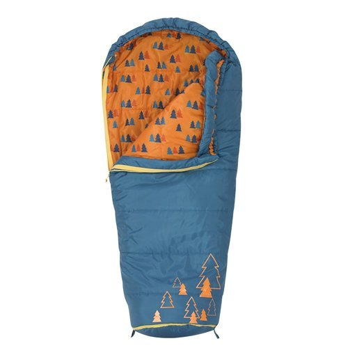 Kelty Big Dipper 30 Degree Kids Sleeping Bag - Blue