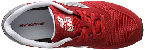 New Balance Ml373red - Zapatillas Hombre Rojo (Red)