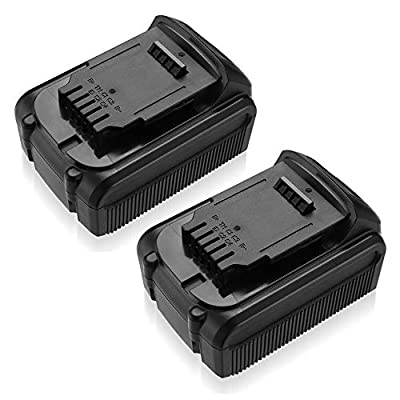 Replace for Dewalt 18V XRP Battery DC9096 DC9099 DC9098 DW9099 DW9098 Compatible Replacement Cordless Power Tools Batteries