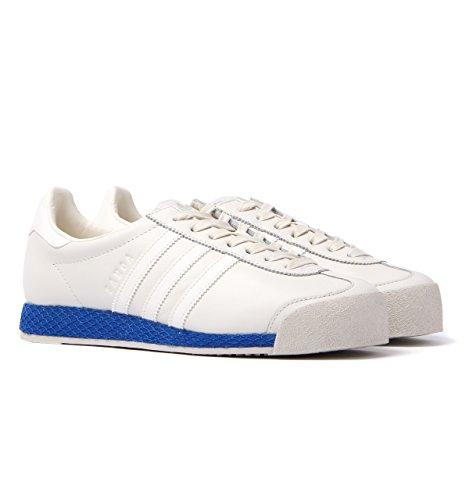 Pelle Samoa Bianco adidas Uomo Sneakers Vintage adidas Uomo HXwqPxta