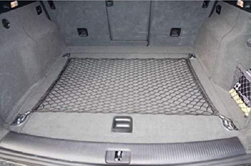 Floor Trunk Cargo Net for Audi Q5 SQ5 Q5 Hybrid 2007 08 09 10 11 12 13 14 15 2016 2017 2018 New