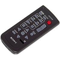 OEM Sony Remote Control Originally Shipped With: HDRCX580V, HDR-CX580V, DCRSR65, DCR-SR65, HDRUX1, HDR-UX1, DCRSR100, DCR-SR100