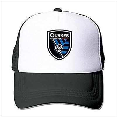 Popular San Jose Earthquakes Soccer David Bingham Snapback Hat