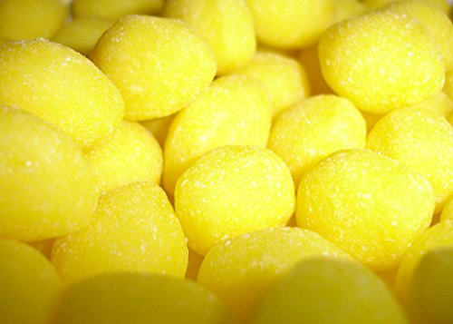 Brach's Lemon Drops Hard Candy - 10lb - Loose Bulk Classic Candy