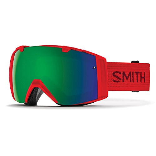 Smith M00638Z3S99MK Masque de Ski Mixte Adulte, Fire/Chroma Pop Sun/Chroma Pop Storm
