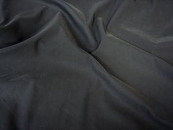 NylonStoff wasserdicht 180cm breit leichtes reißfest schwarz Segeltuch Meterware