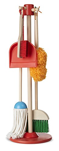Melissa & Doug Dust, Sweep and Mop
