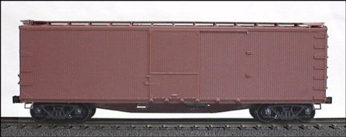(Accurail Model Trains 40' USRA Double Sheath Boxcar Undecorated (HO))
